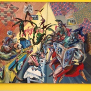 national gallery in prague, zdenek pesanek, personal prague tour guide, walking tours, alternative prague tours, private prague guide, prague steps, czech art scene, czech art, czech modern art, czech contemporary art, prague art, commented tours in gallery, prague galleries, art in prague,