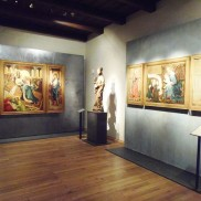 st agnes convent, gothic painting, medieval art, bohemian art, prague guide, gallery tour