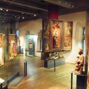 st. agnes convent, prague guide, gallery guide, medieval art, bohemian art,