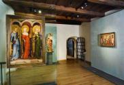 Convent of St. Agnes; Medieval Art in Bohemia and Central Europe exhibited in early gothic building