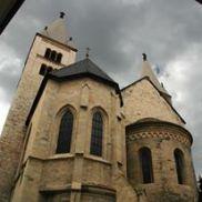 Prague Castle; St. George Church