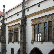 Prague Castle; Old Royal Palace