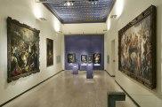 Picture Gallery at the Prague Castle interior, Prague, Prague castle, Prague gallery, Prague culture, art in Prague, Rubens, Tizian, Rudolph II