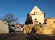 prague steps, Capuchin Church of Virgin Mary Angelic), personal prague guide, prague tours, walking tours