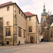 Prague Castle; Royal Palace and St. Vitus Cathedral