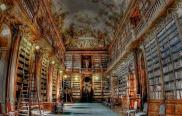 "prague steps, Strahov Monastery, Philosophical Hall, al secco ""Spiritual Advancement of Mankind"", 1794, personal prague guide, prague tours, walking tours"