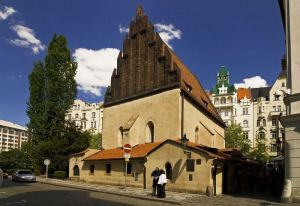 Old-New Synagogue from 1270, guided tours in prague, personal prague tour guide