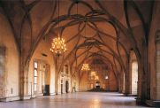 Prague Castle; Old Royal Palace; Wladislav Hall