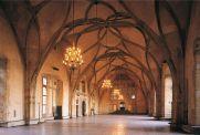 Prague Castle; Old Royal Palace; Wladislav Hall