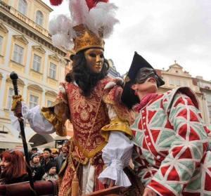 8th carneval Prague, prague steps, personal prague tour guide, prague tours