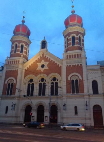 Plzeň Synagogue, The third largest in the world.
